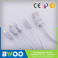 Cheaper Elegant Top Quality Durable Multi Cable Cell Phone Charger