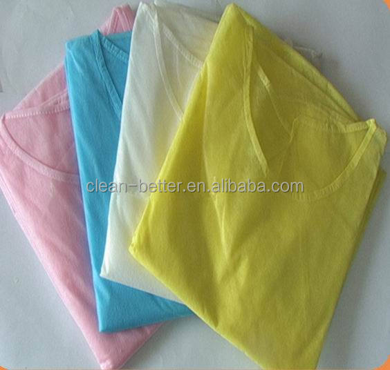 Disposable nonwoven isolation gowns/ clothes/garment
