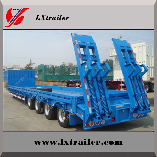 Manufacturer cheap low body truck vehicle with ISO