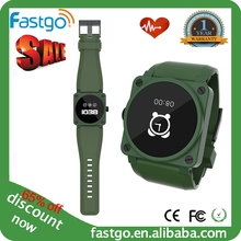 new gadgets 2016 promotion health care pedometer watch with heart rate