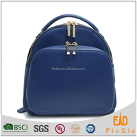 CSS1449-001 customized lady bags unique design handbag woman backpack for colleague girl