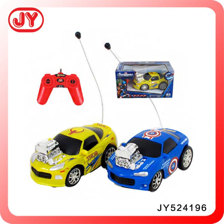 Professional standard size hot sale rc cars 1/10 electrics brushless