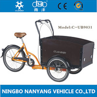 high quality strong cargo tricycle