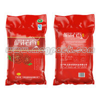 High Quality Plastic Temperature Resistance Vacuum Rice Bag