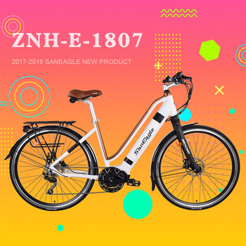 2017 aluminum 28er aluminum suspension fork 36V x 250W e bicycle