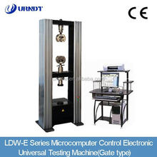 URNDT LDW-E20 Microcomputer control Electronic Universal Testing Machine (Gate type)Universal Testing Machine Experiment