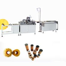 Air/Oil filter paper folding pleating machine
