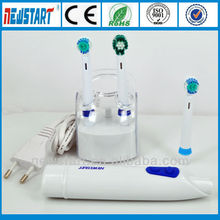 2013 energy-efficient motor-driven toothbrush, CE&RoHS amazing electric dental item,IPX7 waterproof electric oral care appliance