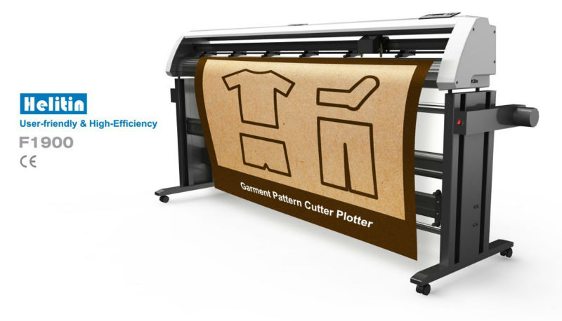 Garment Paper Pattern Cutting Plotter
