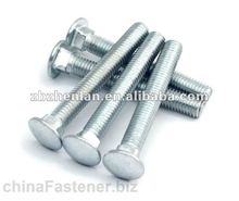 M4 Metric Carriage Bolts Bolt /Vertical Door Bolt with Square Neck