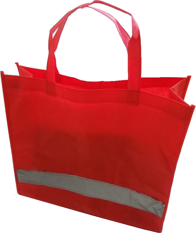 Non-Woven Reflective Shopping Bag