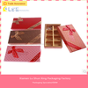 luxury Cold chocolate lave packaging cake boxes
