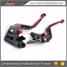 Motorcycle Adjustable Brake and Clutch Lever Regular Dual Color CNC For Honda