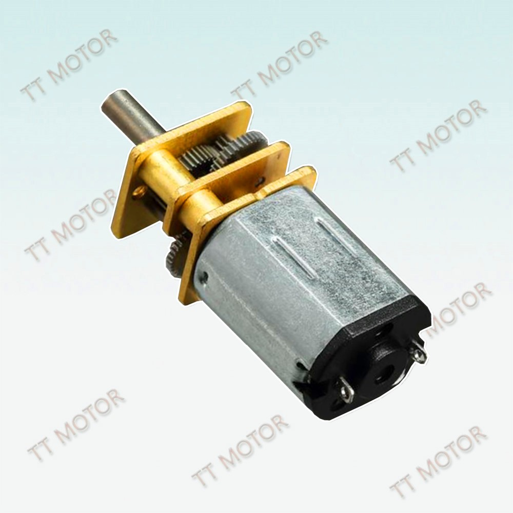 GM12-N20VA 12v dc gear motor electric tooth brush motor