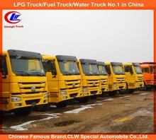 10-wheel China Dump Truck for sale