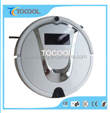 Factory supply auto vacuum cleaner robot aspirator TC-450 Aidasheng hot selling cheap price multifunctional robotic mini sweeper