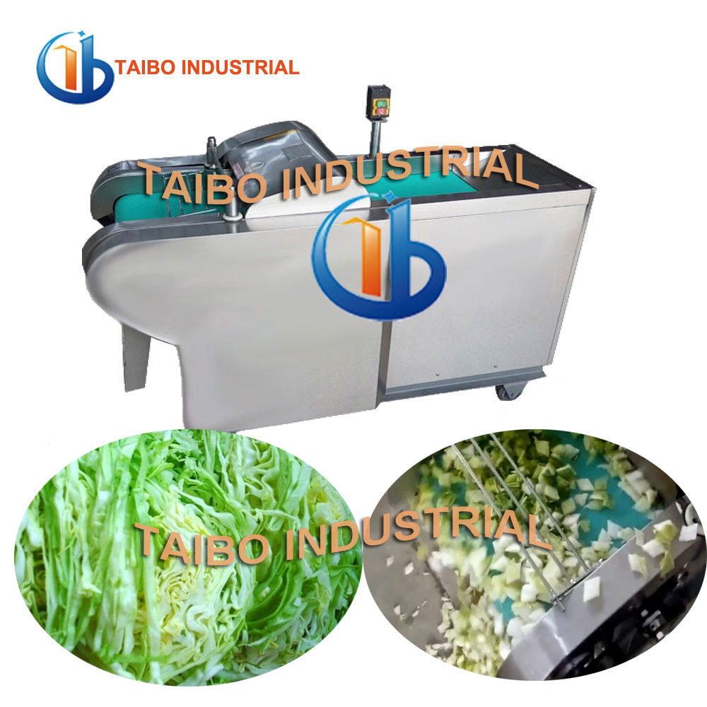 Multi-Function Stainless Steel Automatic Cabbage Shredder