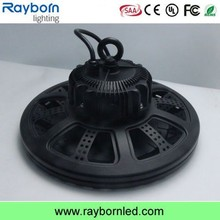 New Product PC cover 200W UFO High Bay IP65 Industrial 140lm/w ufo lamp