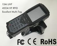 long range hf/uhf handheld rfid reader rfid software solutions /inventory/warehouse management