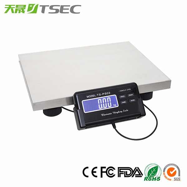 150kgs digital stainless steel shipping weighing Scale