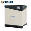 Safe and high efficient 11kw auto screw air compressor