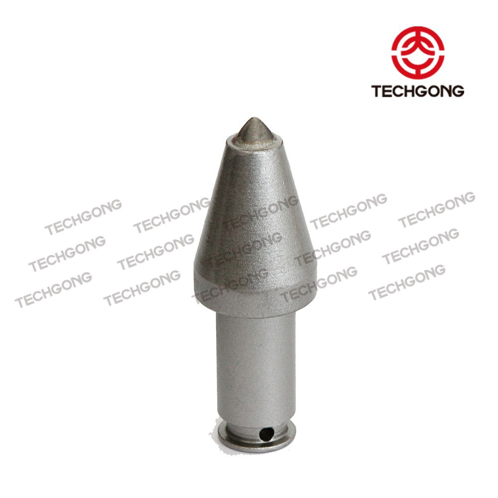 carbide conical coal mining pick