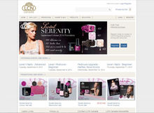 Cosmetics eCommerce like ebay china website