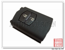 Key blanks wholesale for Mazda 2 Button Remote Key frequency 433MHz with Siemens system [AK026002]