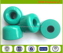 machinery parts customized contact roller color wheel polyurethane
