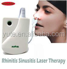 free shipping Health Care Laser Physical Therapy Allergic Rhinitis Device