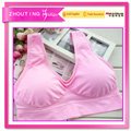 seamless wiht 6colorsexy sport bra for hot 2014