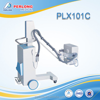 radiology mobile portable 100 ma x ray machine from china factory PLX101C