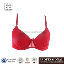New Style Nice Girls Thin Molded Cup Bra