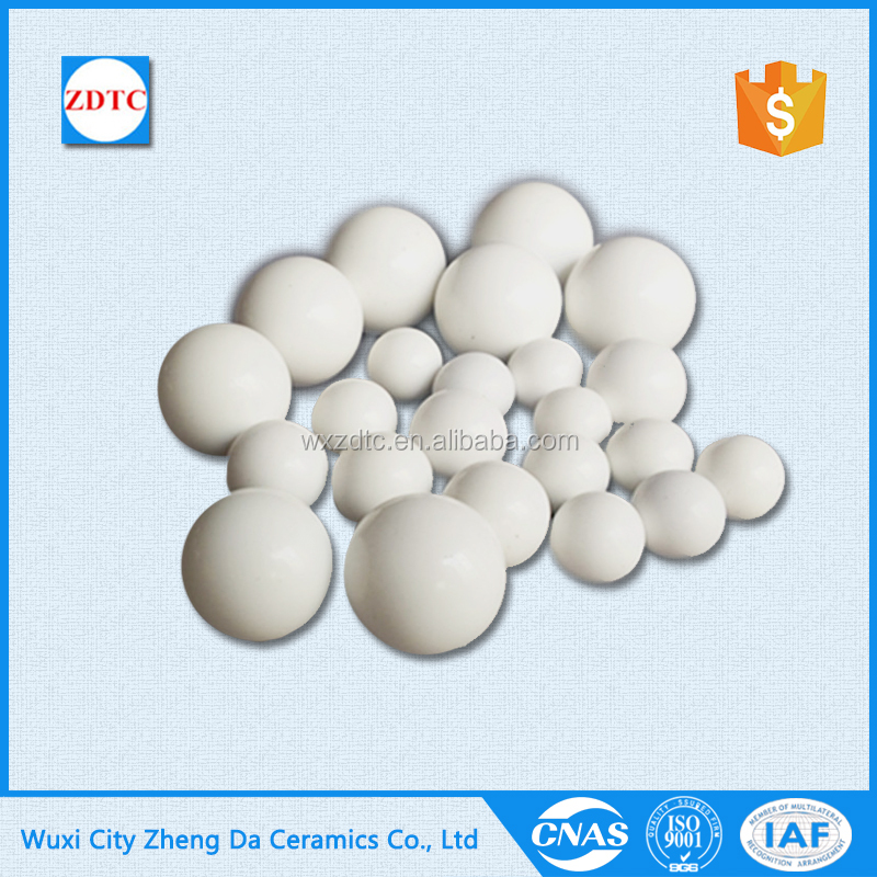 Industrial refractory technical high precision alumina ceramic beads