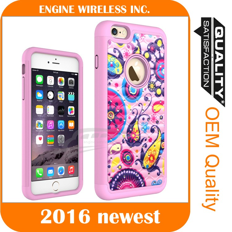 wholesale case factory,for iphone 6 case,for iphone 6 colorful case