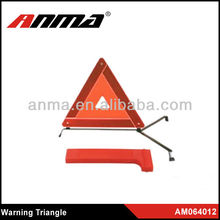 43CM PUMA material nice quality car road safety triangle