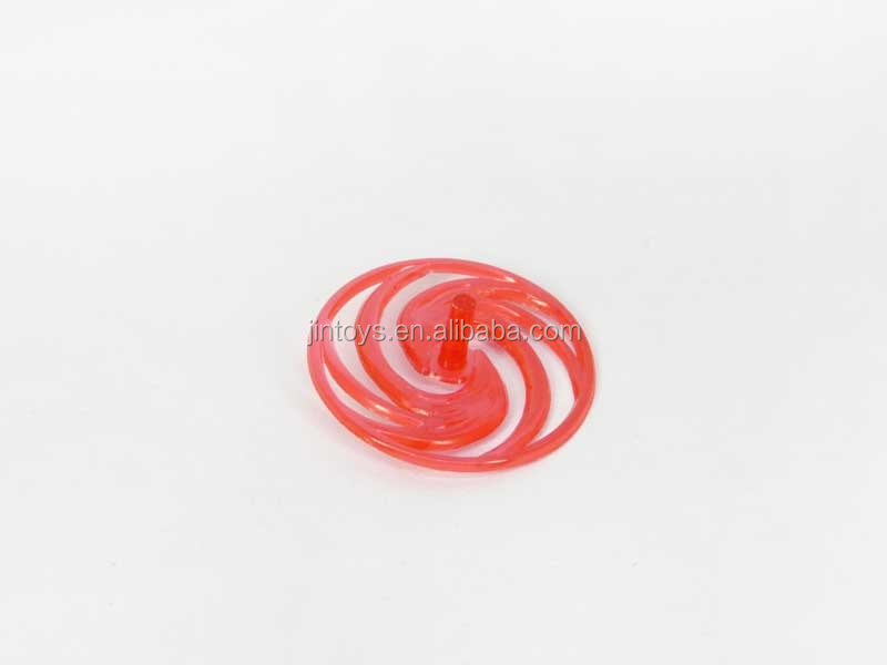 Kids funny spinning top toys Plastic mini promotion toy beyblade top