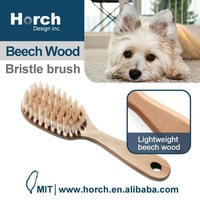 Hair health pet care household color pad dog bristle brush