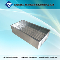 HVAC System Air Duct Motorized Fire Proof Damper