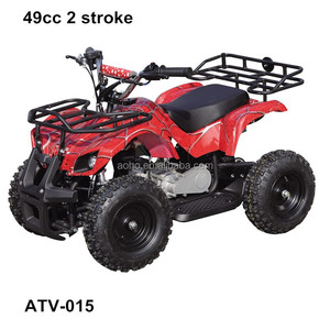 High Performance CE approval 49cc adult electric atv 2 stoke air cooled