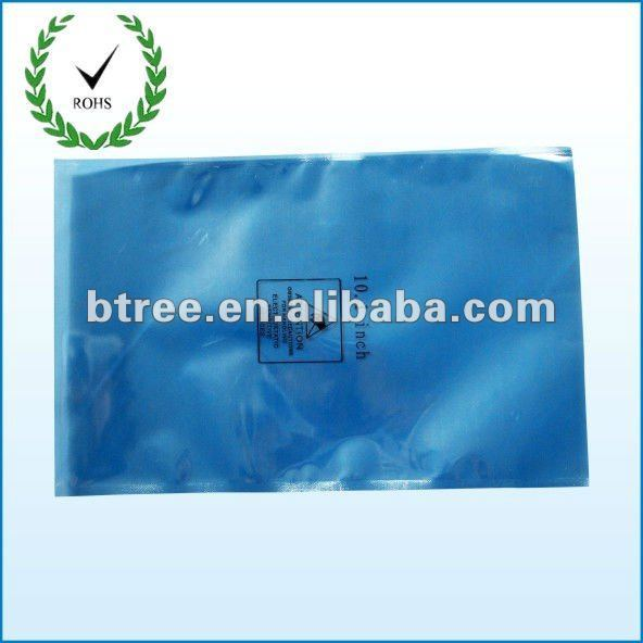 Anti Static Shield Bag for Electronic Components Packing