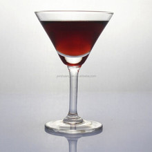 High Quality Cocktail Glassware Decorated Martini Glasses