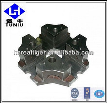 Impeller for water pump cnc machining turning parts