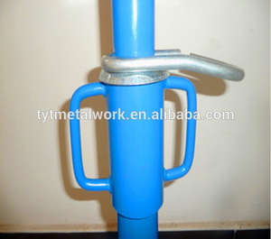 Plastic steel shoring props for support made in China