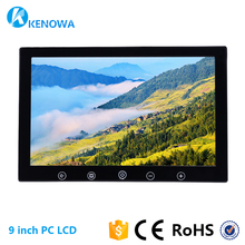 9 Inch Lcd Vesa Video Composite Input Small Size Pc Usb Medium Player Lilliput Monitor With stable Stand
