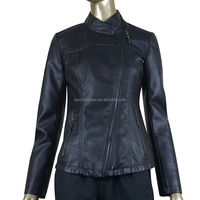 Latest leather jackets for women
