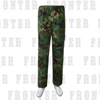 Woodland tactical trousers military army cargo pants