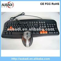 Good Quality Wired Gaming Keyboard Mouse