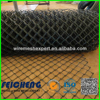 2' hot-dipped galvanized chain link fence for sport field