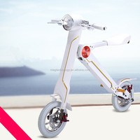 Manufacture sports equipment 2 wheel with seat Foldable Best Selling Hot Sale Nice New Model Three Wheel Motorcycle Scooter